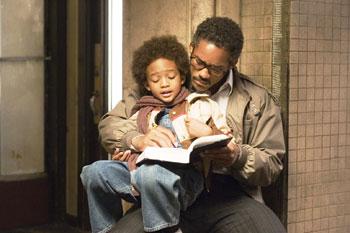 ยิ้มไว้ก่อนพ่อสอนไว้ (The Pursuit of Happyness) ภาพยนตร์ออสการ์