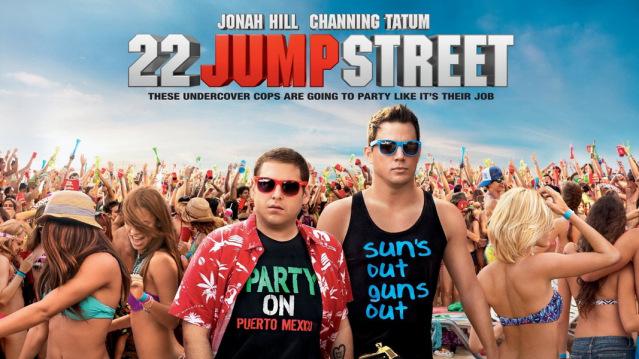 ภาพยนตร์ สายลับร้ายมหา'ลัย (22 Jump Street)