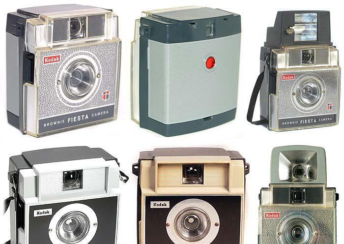 กล้อง Kodak Brownie